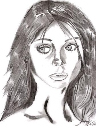Sarah Michelle Gellar by Aude